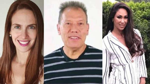 """""""Habacilar"""": Emilia Drago comparte inédita foto junto a Raúl Romero, Melissa Loza y otros compañeros del programa."""