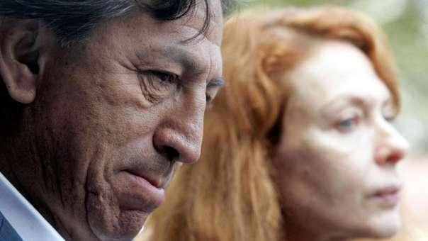 Alejandro Toledo seguirá detenido en una prisión de Estados Unidos.