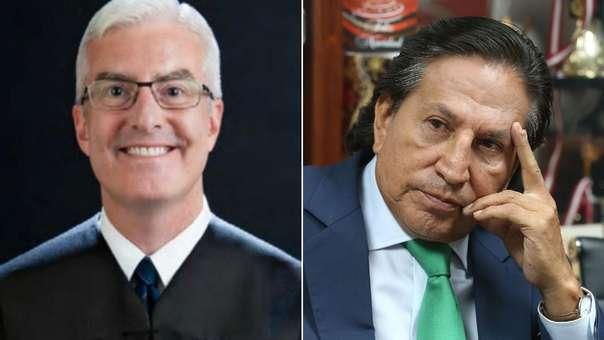 Toledo permanecerá en prisión mientras espera que proceda su extradición a Perú.