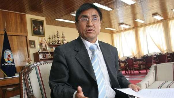 Gobierno tramita la extradición de César Hinostroza.