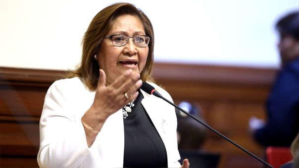 Ana María Choquehuanca