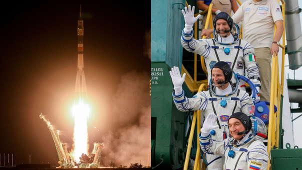 Nave rusa Soyuz MS-13