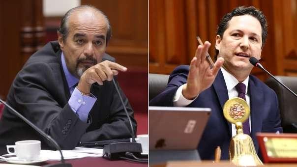 Mulder acusó a Daniel Salaverry durante sesión del Pleno del Congreso.
