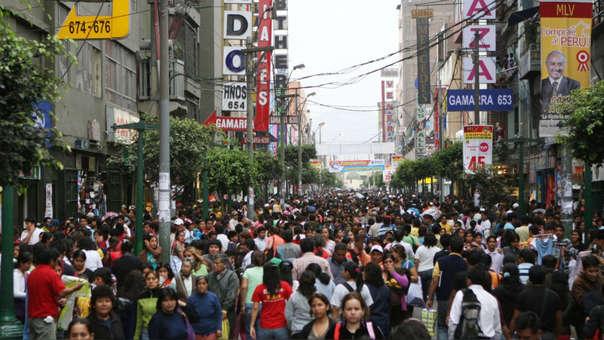 La demanda de las poblaciones que viven en las zonas alto andinas eleva las ventas de productos en tela polar, franela y chompas, a precios asequibles