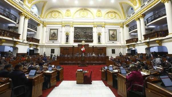 Pleno aprobó cambios en ley de organizaciones políticas