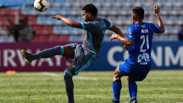 Sporting Cristal cayó 1-0 ante Zulia por Copa Sudamericana 2019