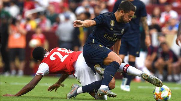 Real Madrid vs. Arsenal