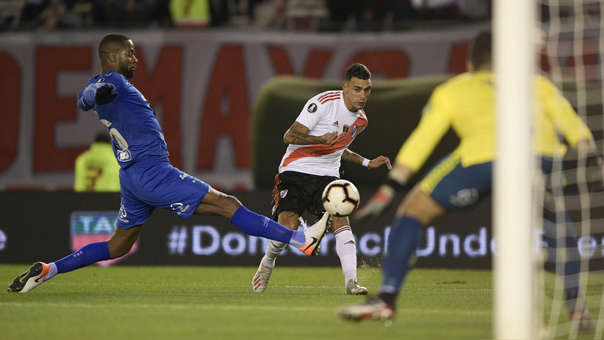 River Plate vs. Cruzeiro
