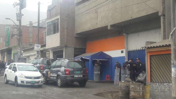 Empresa de Transportes Sur Lima