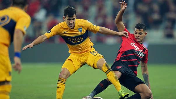Boca Juniors vs. Atlético Paranaense