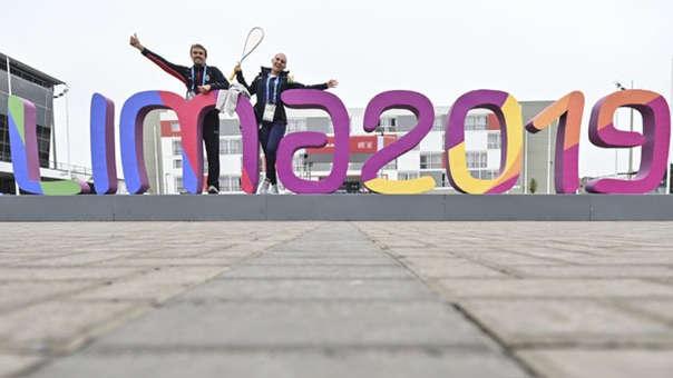 Los Juegos Panamericanos Lima 2019.