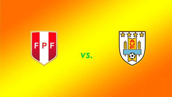 VER DETALLES Perú vs  Uruguay: fecha, hora y canal VER EN DIRECTO