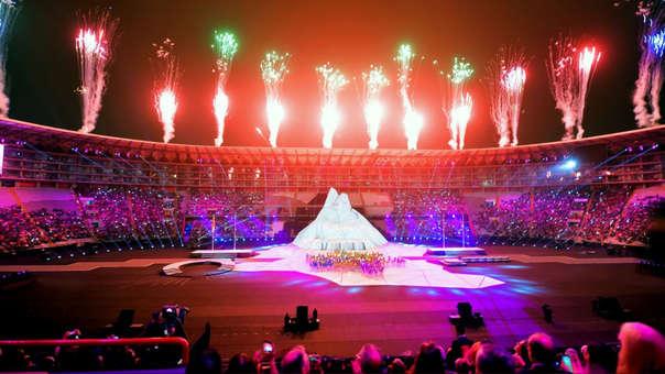 Espectacular ceremonia de inauguración de los Juegos Panamericanos Lima 2019