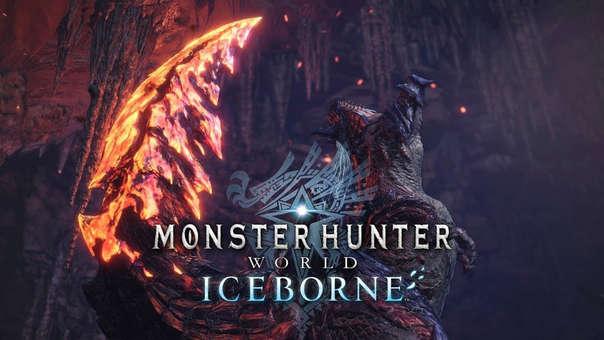 El Glavenus y el Tigrex están de vuelta en Iceborne.