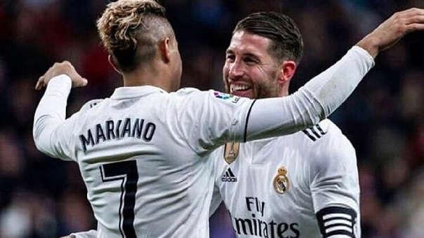 Mariano Díaz no está en planes de Zidane