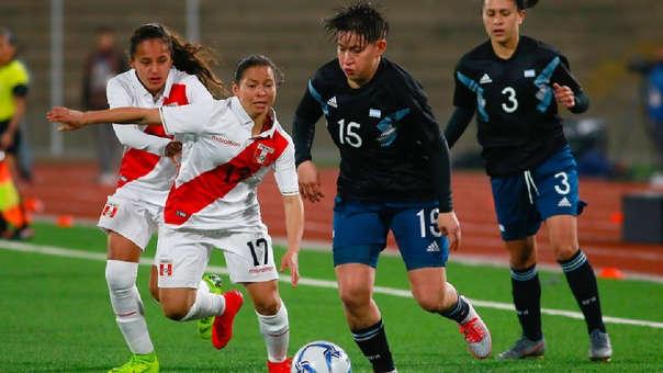 Juegos Panamericanos 2019 Calendario Futbol.Peru Cayo 3 0 Ante Argentina En Su Debut En Futbol Femenino