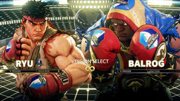 Podrás utilizar a todos los iconos de esta legendaria saga de juegos de pelea.
