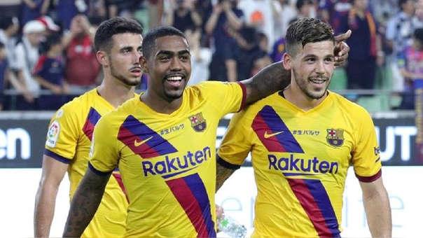 Barcelona recibe oferta de Zenit por Malcom