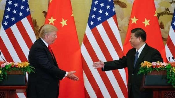 EE.UU. CHINA GUERRA COMERCIAL