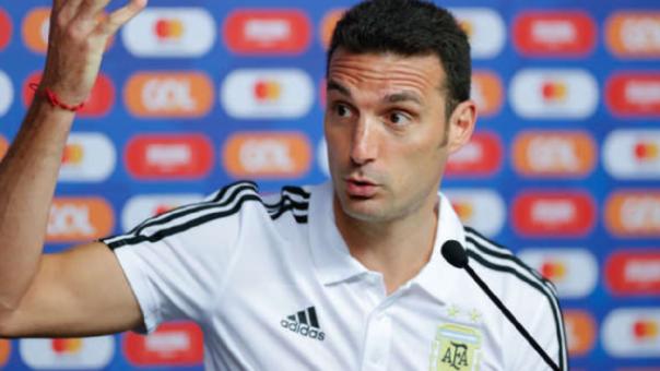 AFA confirmó a Liones Scaloni como entrenador de la Selección Argentina