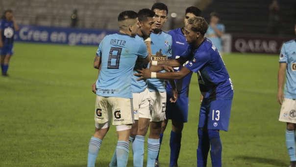 Sporting Cristal ganó 3-2 a Zulia, pero fue eliminado de la Copa Libertadores 2019