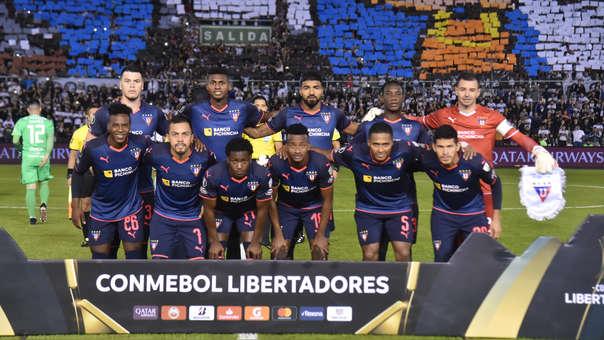 Liga de Quito ya está en cuartos de final de la Copa Libertadores
