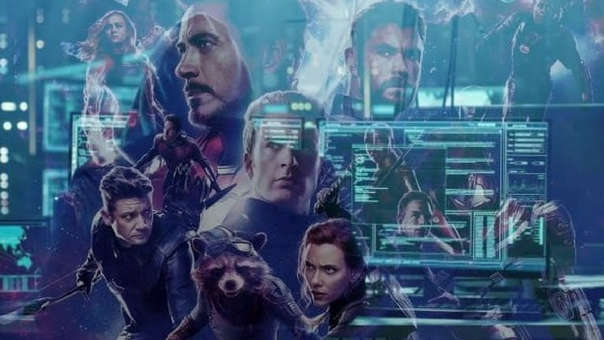 Avengers: Endgame llegó a torrent
