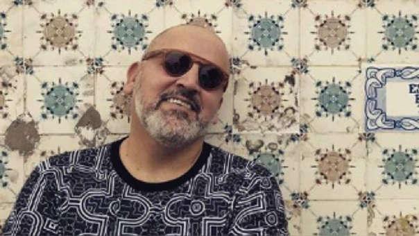 Beto Ortiz emocionado por la singular anécdota que pasó en la Feria del Libro de Lima.