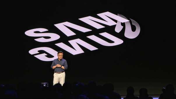 Samsung ha tenido un revés en beneficios económicos en el segundo tercio del año