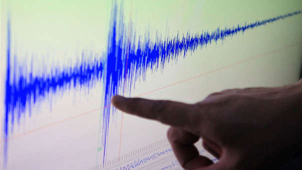 El CSN registró un sismo de 6,6 de magnitud en el centro de Chile.