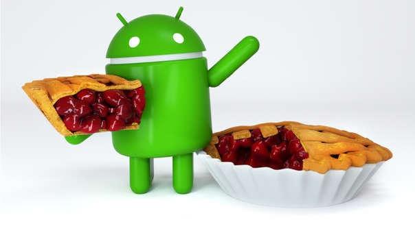 Android 9 Pie es la versión más usada de Android actualmente