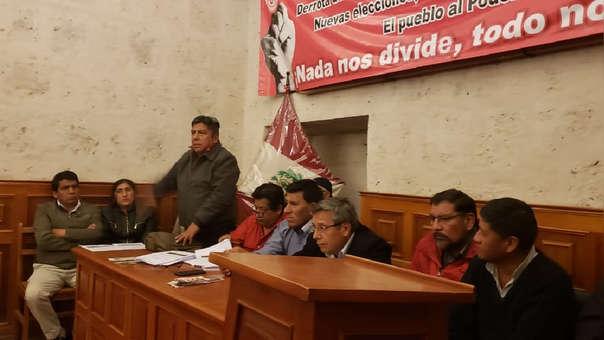 Dirigentes de la FDTA ratificaron realizar un paro indefinido desde el lunes 5 de agosto.