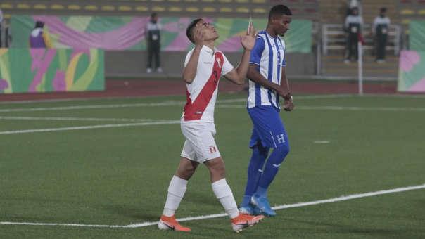 Perú vs. Honduras