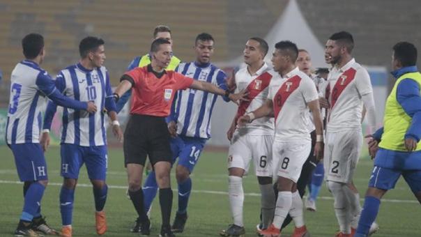 Juegos Panamericanos 2019 Calendario Futbol.Peru Empato 2 2 Con Honduras Por El Grupo B De Los Juegos