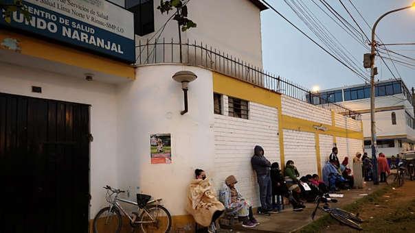Centro de salud Ex Fundo Naranjal