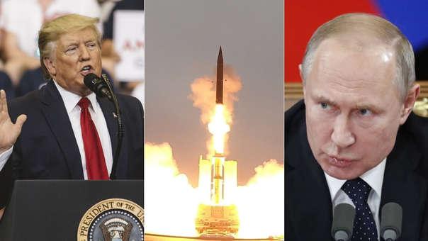 El rompimiento del tratado eleva la tensión entre EE.UU, y Rusia