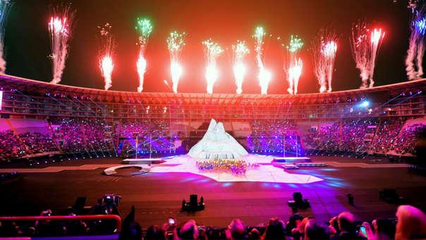 Inauguración de los Juegos Panamericanos Lima 2019