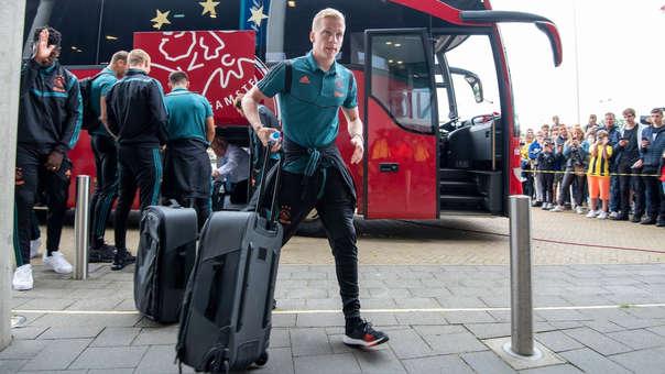 Alista las maletas rumbo al Real Madrid