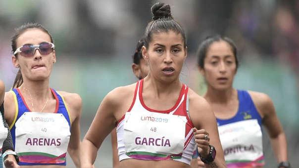 Kimberly García.