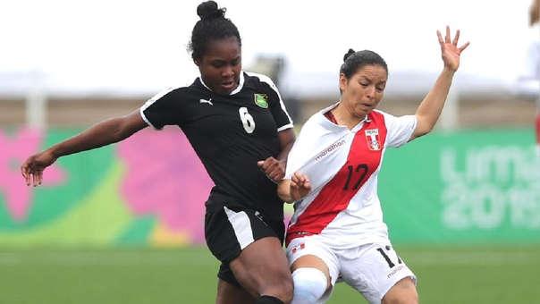 Perú vs. Jamaica