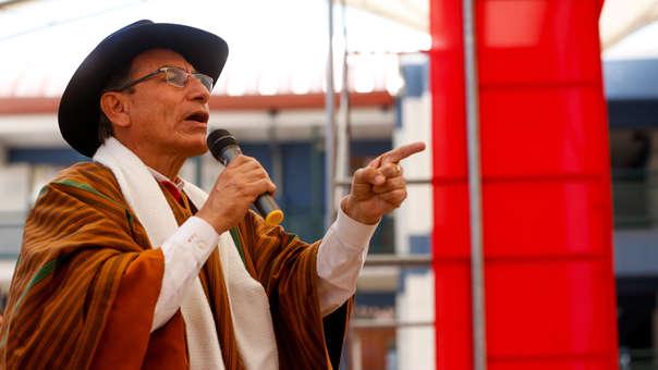 El mandatario comentó sobre la revelación que hizo Jorge Barata a los fiscales peruanos, este martes.
