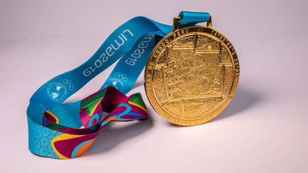 Medallero general de los Juegos Panamericanos Lima 2019
