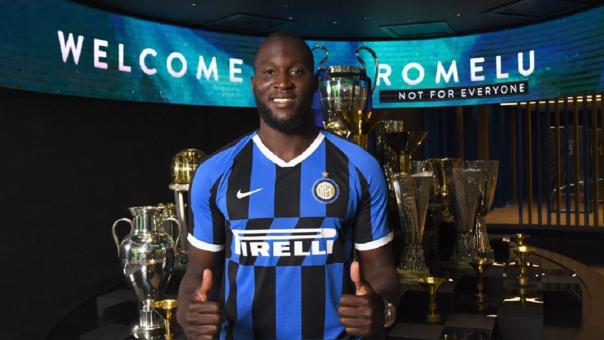Romelu Lukaku nuevo jugador del Inter de Milán