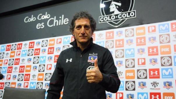 Problemas entre Mario Salas y el plantel de Colo Colo