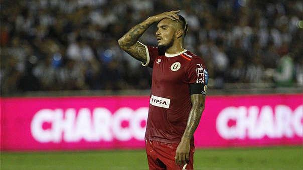 El jugador tiene una deuda con el Banco de Crédito del Perú (BCP) que asciende a más de dos millones de soles.