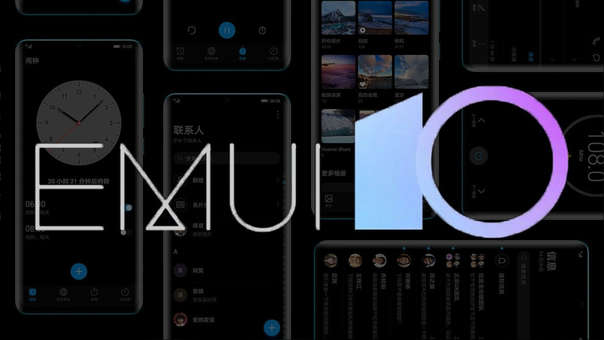 Huawei is renewed with the EMUI 10 interface: it brings the dark mode and is faster for the user