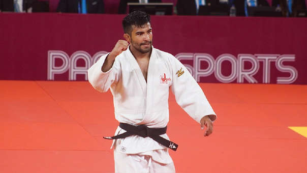 Judo en los Juegos Panamericanos Lima 2019