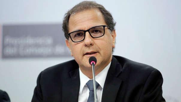 El ministro Ísmodes señaló que el Consejo de Minería ha notificado de la decisión al Minem y demás autoridades e instituciones que presentaron recursos contra el proyecto minero.