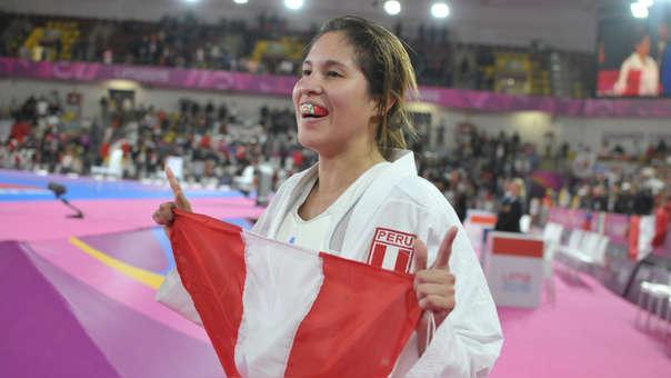 Alexandra Grande ganó medalla de oro en los Juegos Panamericanos