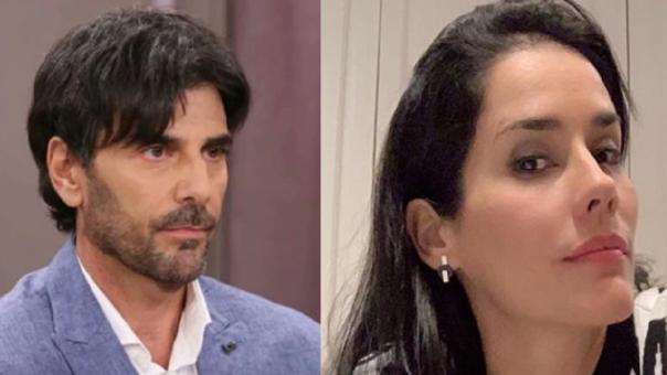 Gianella Neyra y Juan Darthés